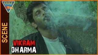 Vikram Dharma Hindi Dubbed Movie || Vikram Addicts To Drugs || Eagle Hindi Movies
