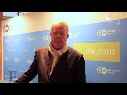 FNF Participation in Global Media Forum of Deutsche Welle: Ronald Meinardus