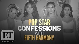 Pop Star Confessions With Fifth Harmony
