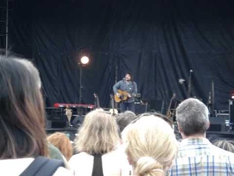 Bob Dylan's 49th Beard--Jeff Tweedy at The Solid Sound Festival
