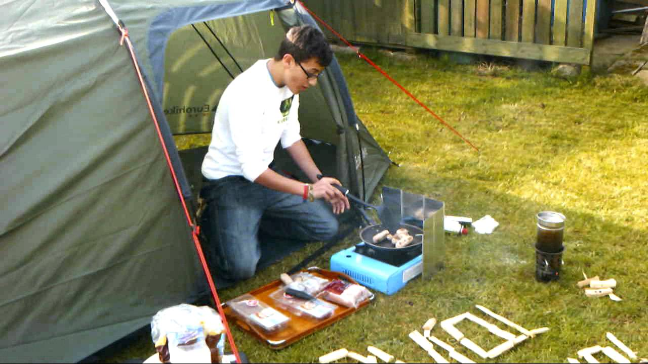 & Eurohike tay 2 man tent review gas cooker RURAL SURVIVAL - YouTube