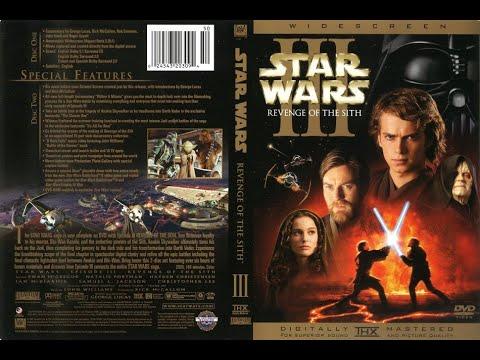 Download Star Wars Episode 3 Revenge Of The Sith 2005 DVD Walkthrough!