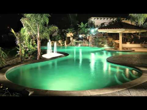 electrical hook up for swimming pool