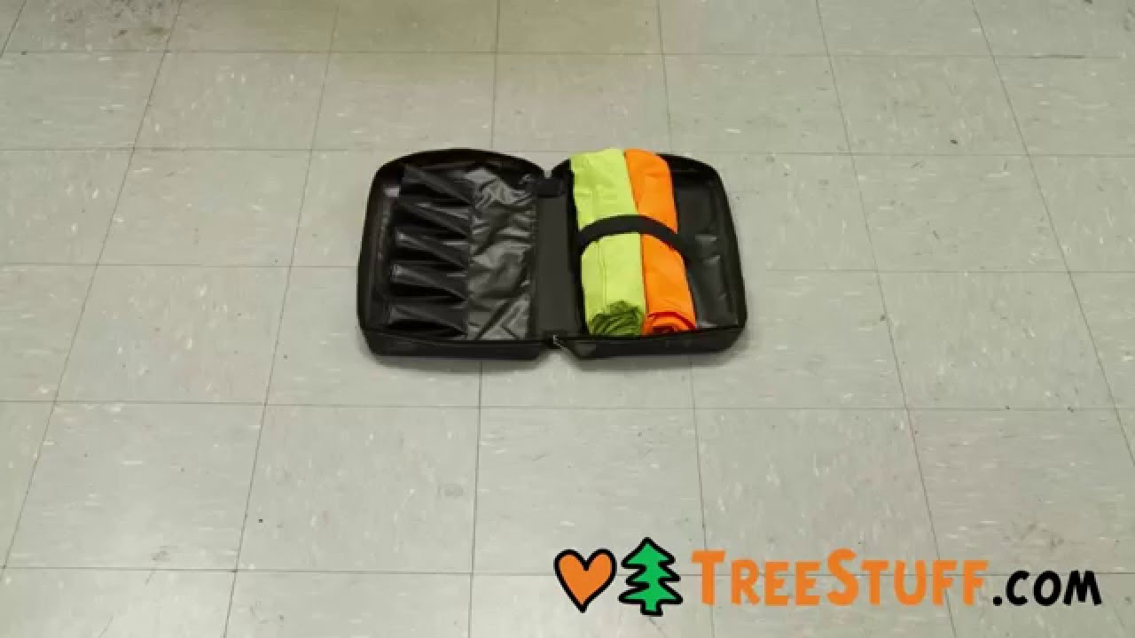 How to Store a Tree Climbing Throwline