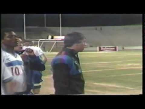 SSU Soccer 1986 NAIA National Champions