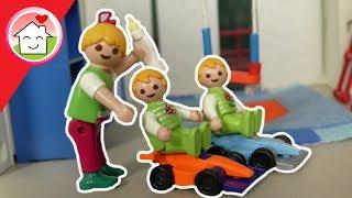 Playmobil Film deutsch - Babysitten bei Zwillingen - Geschichte für Kinder von Familie Hauser