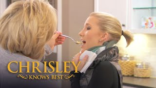 Chrisley's Top 100: Julie Feeds Savannah Like A Little Baby (S5 E4) | Chrisley Knows Best