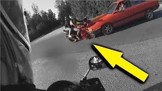 World Most Painful Motorcycle Crashes and Fails 2016 HD