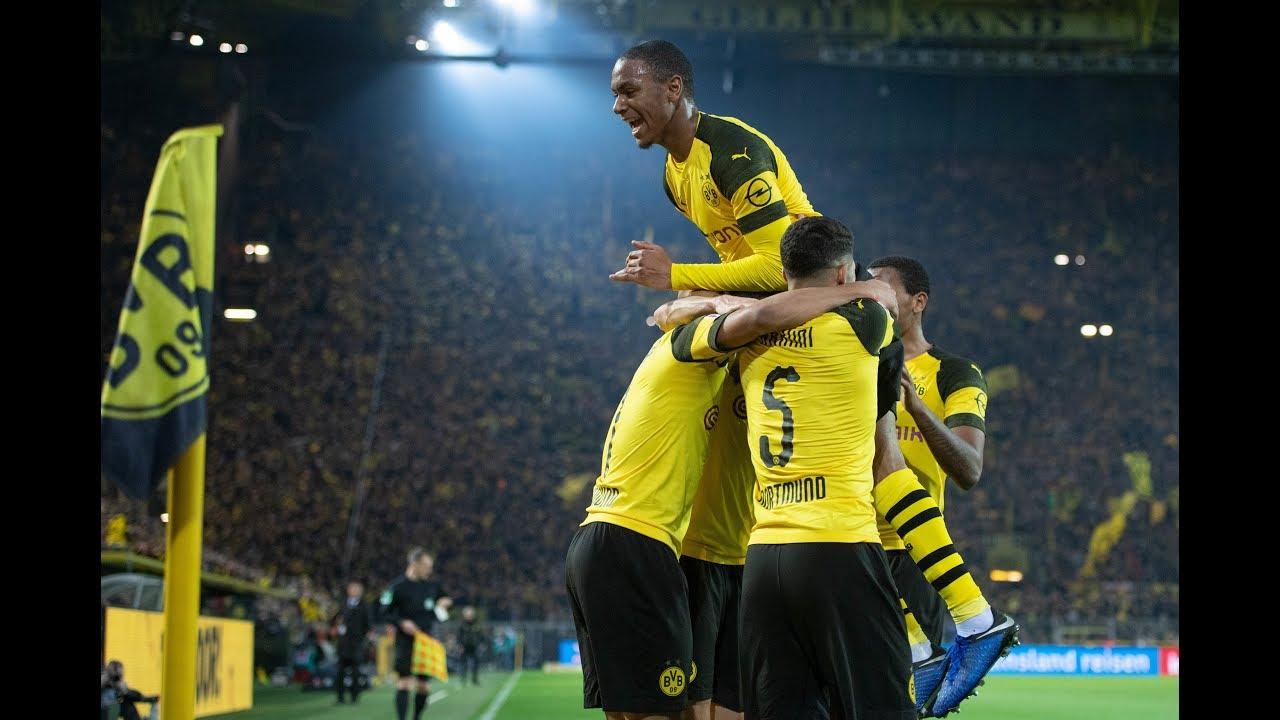 Leverkusen Gegen Bvb