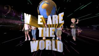 WE ARE THE WORLD- ed. a II-a
