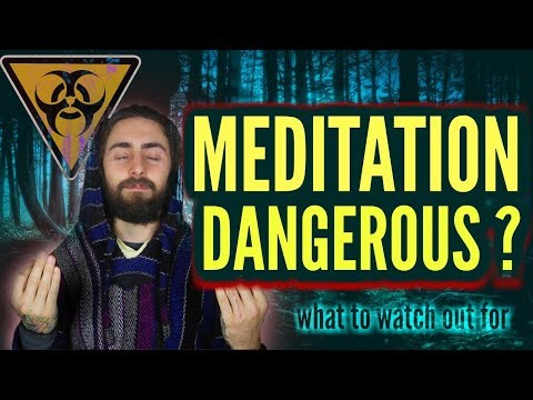 The Dangers of Meditation! (& How to Avoid Them) *Watch Before Meditating*