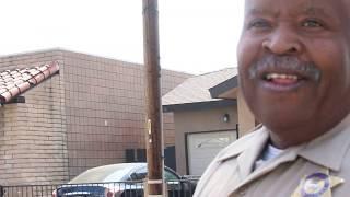 DEPUTY DUMMER PARKED BAITING TRAFFIC STOPS, CALLS FOR BACK UP FOR MY PRESENCE. 1ST AMENDMENT AUDIT