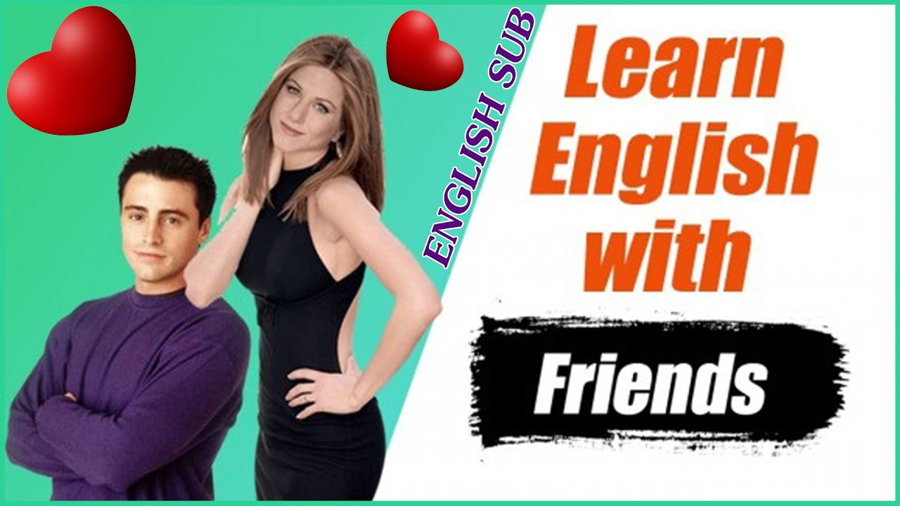 Learn English with FRIENDS | Practise English with Movies | Friends #16