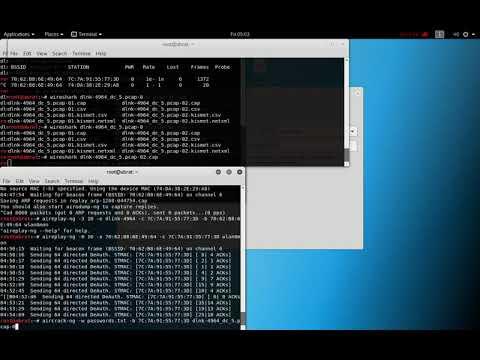 OffSec EAAA Erik-Geo-Kay WPA2-PSK wifi password cracking