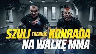 Szuli trenuje Konrada Karwata do walki MMA