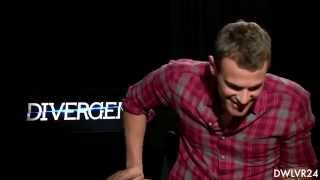 Theo James // Funny & Sexy Moments- Part 4