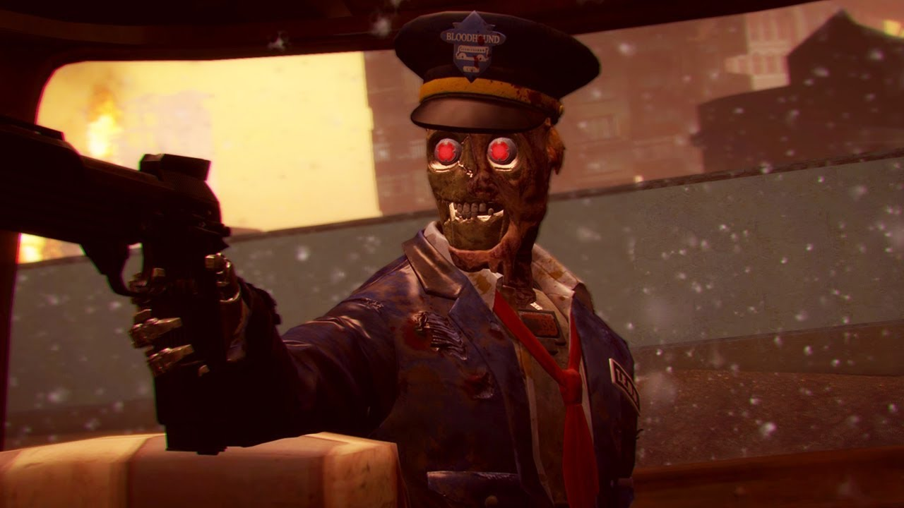Tranzit Buried Die Rise Remake Black Ops Cold War Zombies