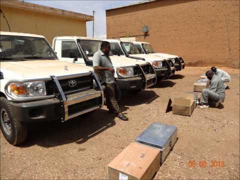 FAO, CRC and Kingdom of Saudi Arabia assistant to Sudan