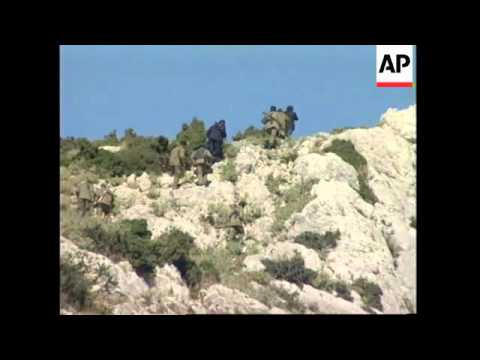 ALBANIA: ARMY UNITS COME UNDER FIRE FROM REBELS