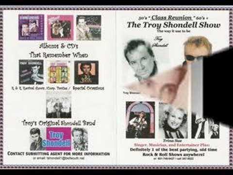 Troy Shondell.....Still Loving You