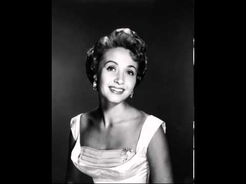 Jane Powell ~ We Kiss In A Shadow