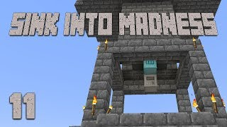 ► NEW SPAWNER HYPE | Sink Into Madness #11 | Modded Minecraft◄ | iJevin