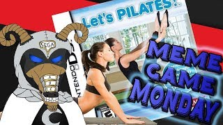 Let's Pilates for the DS - MEME Game Monday