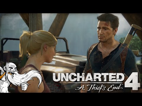 """ME DUMB MAN U SMART WOMAN!!!"" Uncharted 4 Ep17 1080p HD PS4 Gameplay Walkthrough"