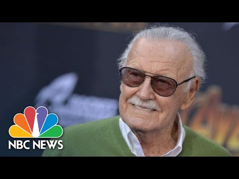 Billy the Kidd - Marvel Legend Stan Lee Has Died