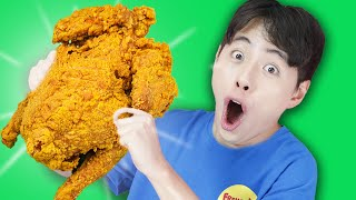 Super delicious Korean Fried chicken | Lingco Show