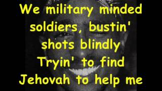 2pac-Smile lyrics video