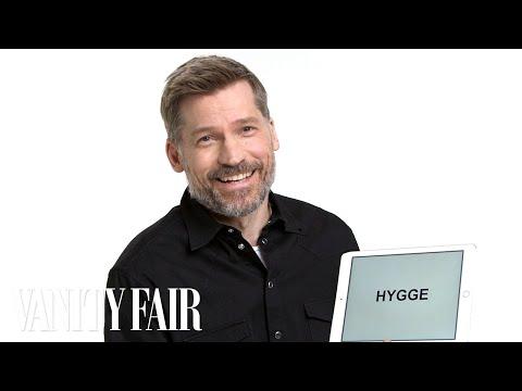 Nikolaj Coster-Waldau Teaches You Danish Slang | Vanity Fair