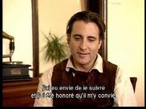 Andy Garcia Modigliani Movie