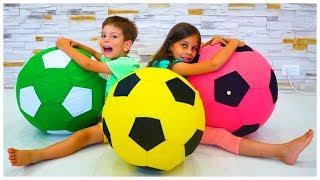 Head Shoulders Knees And Toes / KLS Nursery Rhymes and Kid Songs