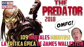 THE PREDATOR - EL DEPREDADOR (2018) critica de James Wallestein