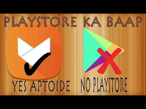 Get any android APK For FREE NO ROOT Using APTOIDE.  #Smartphone #Android