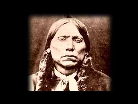 Quanah Parker Last Comanche Chief