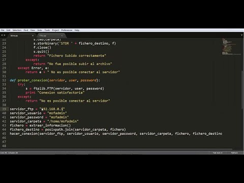 3. Hacking con Python - Robando información de Windows