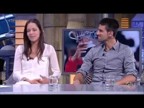 Ana Ivanovic & Novak Djokovic (mayo De 2013)