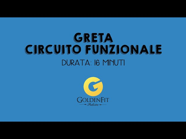 Circuito Funzionale con Grez