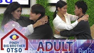 PBB OTSO Day 42: Yamyam, masaya nang maka-eksena sina Liza at Enrique