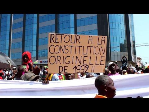 Togo : 1 mort, 25 blessés dans les manifestations