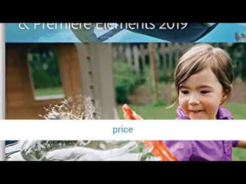 Adobe Photoshop Elements 2019 & Premiere Elements 2019 [PC Online Code] review