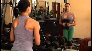 Влез във форма епизод 6 (тренировка за рамо) мъже/жени