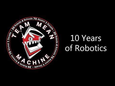 Team 2471  10 Years of Robotics