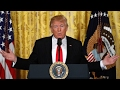 Trump Full Press Conference (2/16/17)   ABC News
