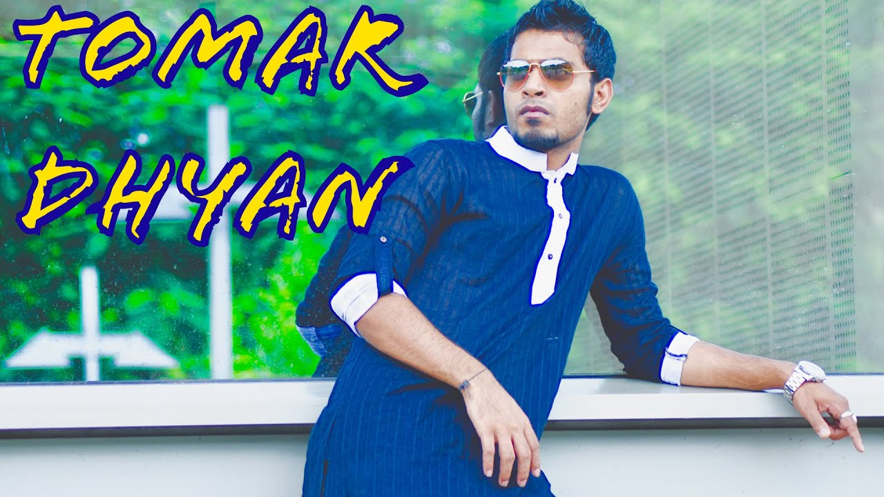 Tomar Dhyan   আরফিন রুমি   Arfin Rumey   New Bangla Islamic song 2021   Official Audio song