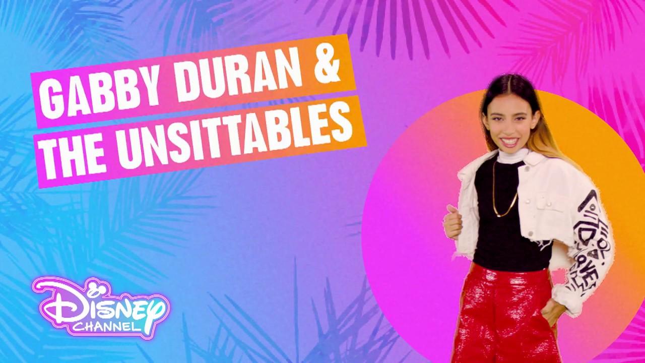 Brand new show | Gabby Duran & the Unsittables | Disney Channel Africa