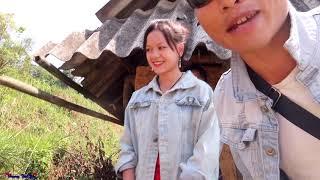 Đây Là Lý Do Bác Hưởng DTVN Gặp Được Cô Gái  Hmong Xinh Đẹp Cười Duyên Ở Bắc Hà - HD 2019