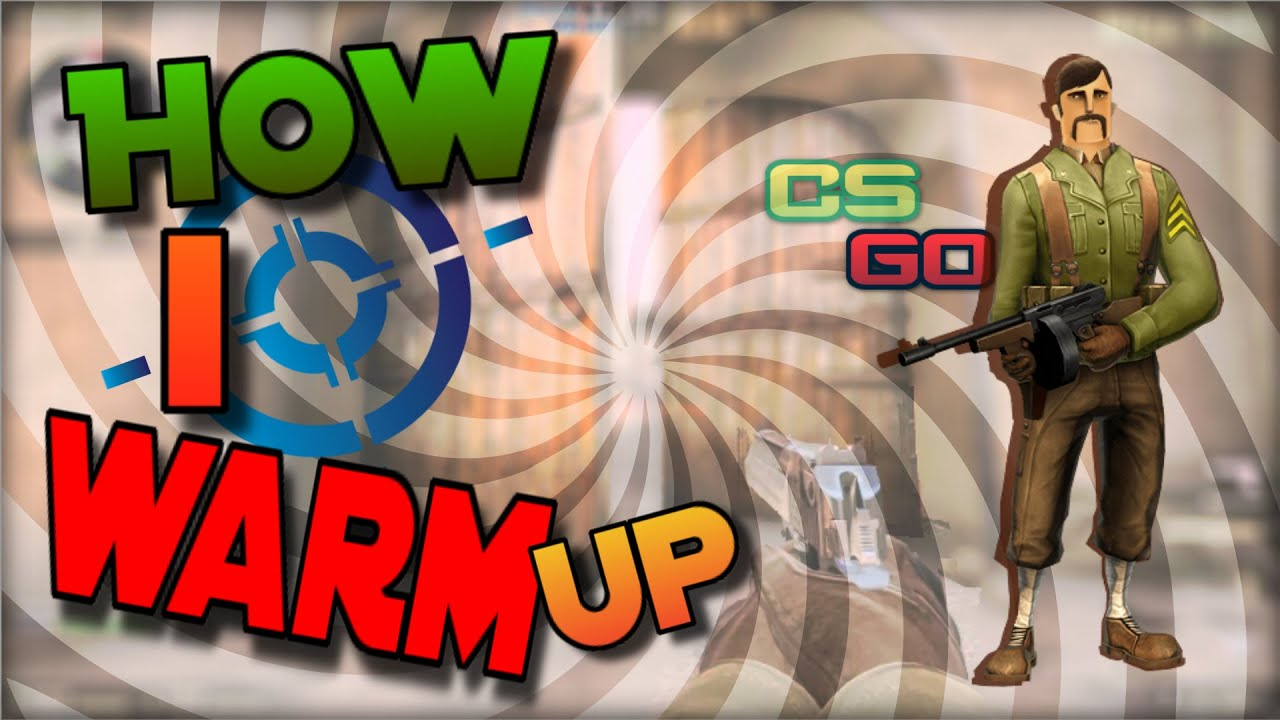 CS GO Aiming TIPS| ★ my warm up ★ | How To Get Better At Counter-Strike Global Offensive
